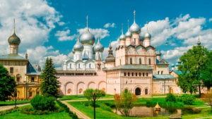 Ростов Церковь